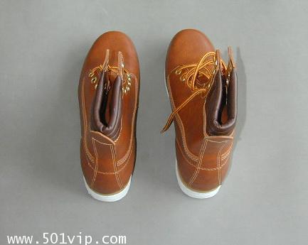 NEW boot RANGER สีน้ำตาล Taiwan ปี 1980 size 8.5 us หรือ 42.5 eu 1