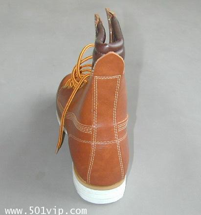 NEW boot RANGER สีน้ำตาล Taiwan ปี 1980 size 8.5 us หรือ 42.5 eu 2