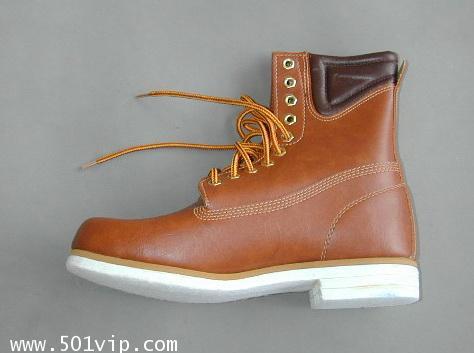 NEW boot RANGER สีน้ำตาล Taiwan ปี 1980 size 8.5 us หรือ 42.5 eu 4