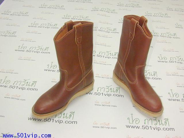 New boot Sonora พื้นกันน้ำมัน made in USA ปี 1980 ไซส US 6.5 หรือ EUR 39
