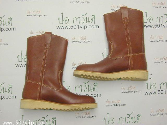 New boot Sonora พื้นกันน้ำมัน made in USA ปี 1980 ไซส US 6.5 หรือ EUR 39 1