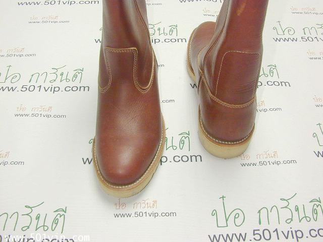 New boot Sonora พื้นกันน้ำมัน made in USA ปี 1980 ไซส US 6.5 หรือ EUR 39 3
