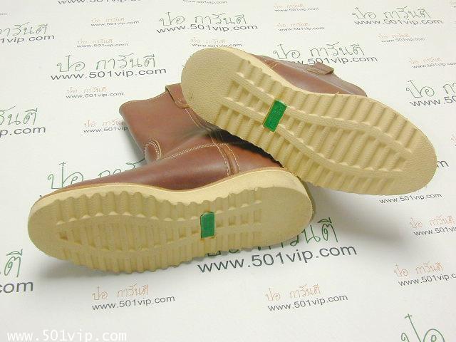 New boot Sonora พื้นกันน้ำมัน made in USA ปี 1980 ไซส US 6.5 หรือ EUR 39 6