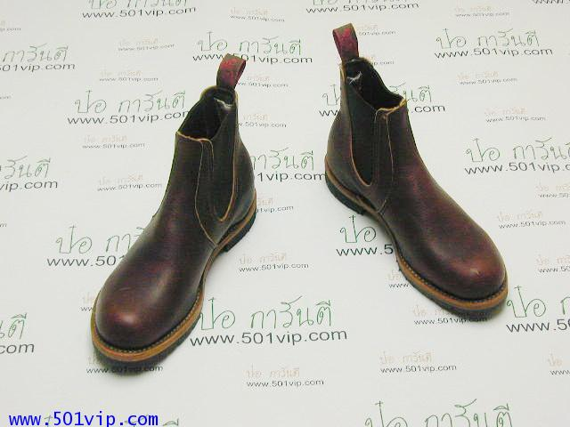 New Red Wing รุ่น 2917 made in USA ปี 2007 US 8 กว้าง EE