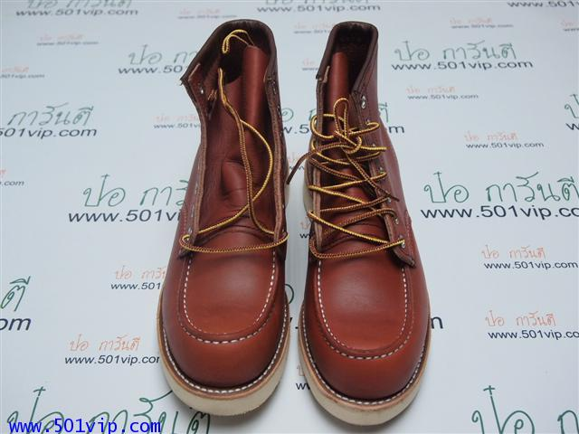 New Red Wing รุ่น 8875 made in USA ปี 2010 ไซส 8 D
