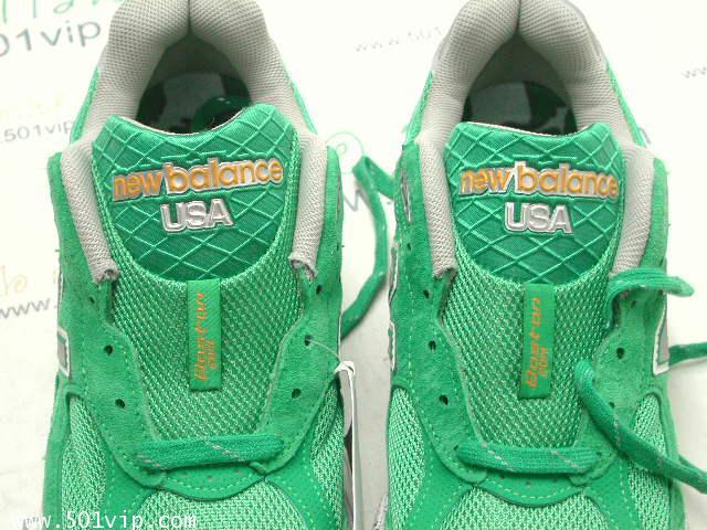 New New balance 990 boston marathon Running made in USA หลังปี 2014 เบอร 7 D 3
