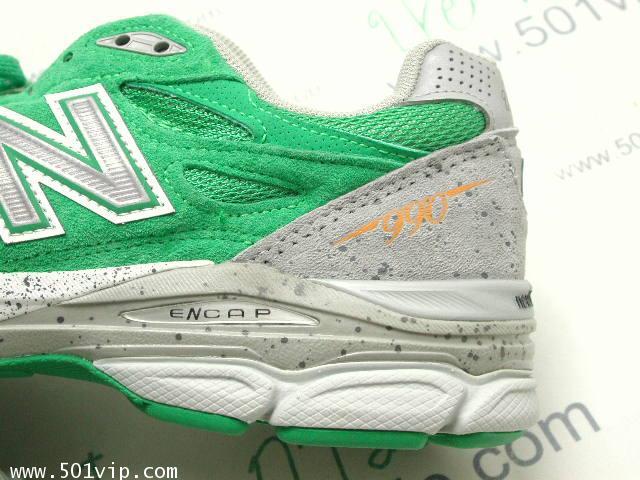 New New balance 990 boston marathon Running made in USA หลังปี 2014 เบอร 7 D 6