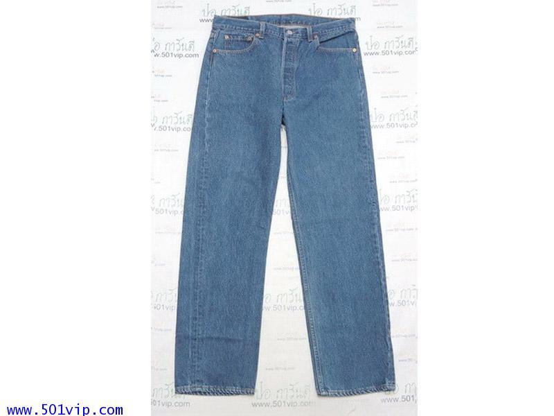 Used ลีวายส์ 501 USA ปี 1994 เอว 35 ยาว 31