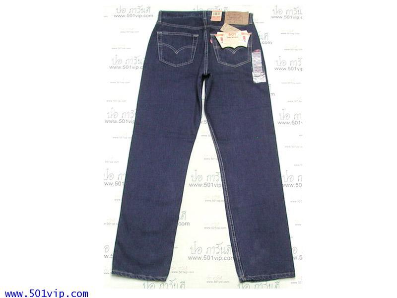 NEW ลีวาย 501 Midnight blue for Women USA ปี 1995 W 32 L 32