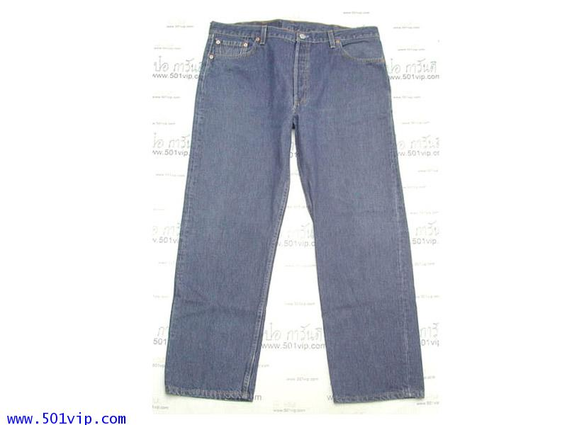 Used levi 501 USA ปี 2002 เอว 39 ยาว 29 .5