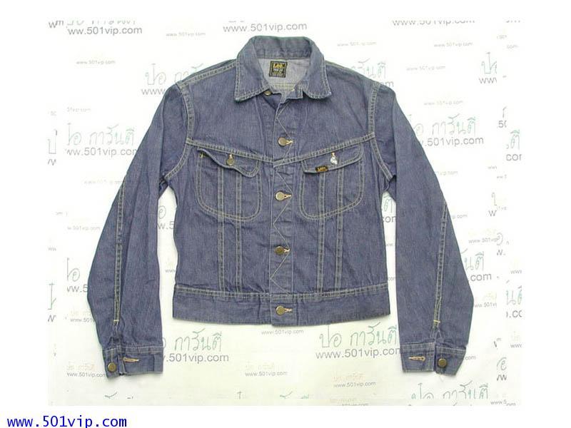 Used Jacket Lee 109 JY  USA ปี 1960 ไซส XXS ถึง XS