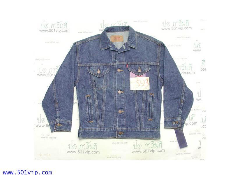 New ลีวาย Jacket 57508 0218  6กระเป๋า USA ปี 1998 ไซส XXS
