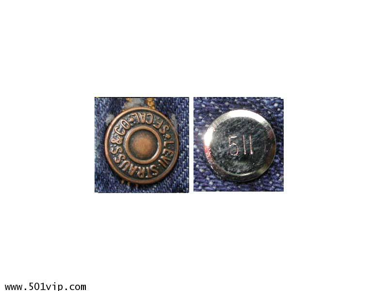 New ลีวาย Jacket 57508 0218  6กระเป๋า USA ปี 1998 ไซส XXS 8