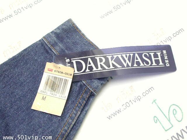 New ลีวาย Jacket 57508 0218  6กระเป๋า USA ปี 1998 ไซส XXS 7