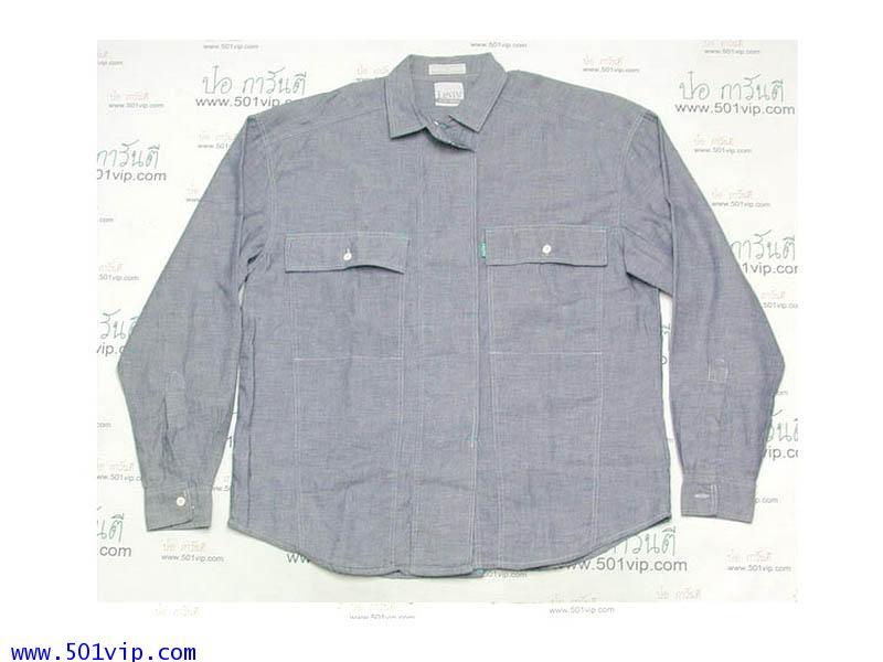 Used shirt ลีวาย sport wear ผ้าบาง ไซส M