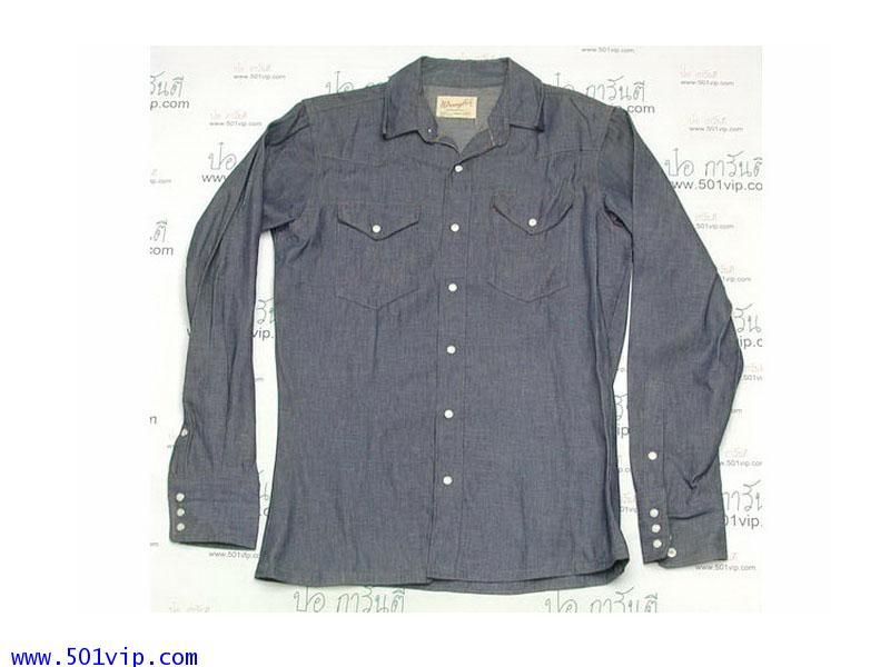 New shirt ยีนส์ Wrangler USA ปี 1960 ไซส M