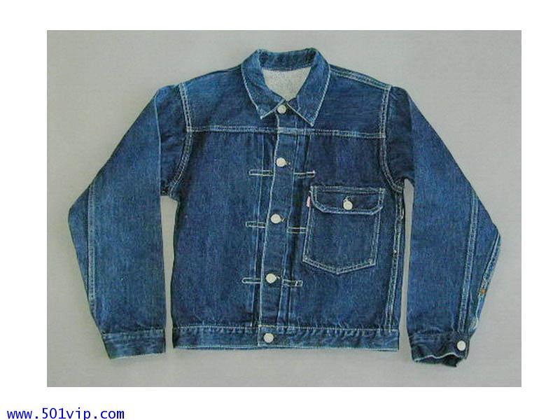 Used ลีวาย Jacket big E 506 XX USA ผลิตปี 1937 ไซส 34 -36