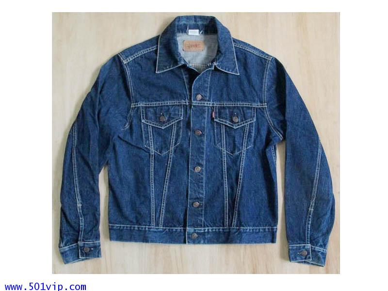 Used Jacket big E 70505 0217 made in Hong kong ปี 1970 ไซส 44