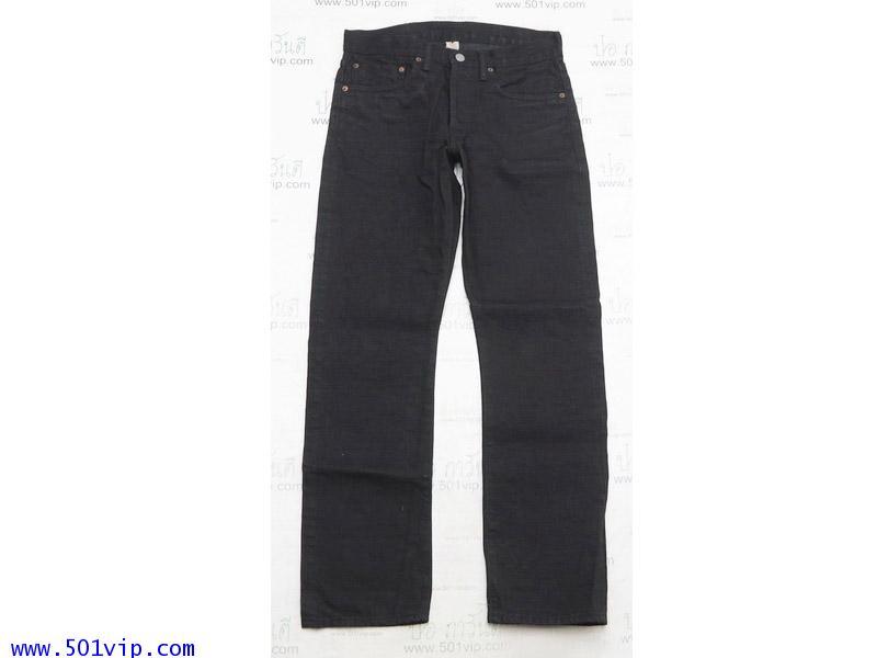 New RRL Super black Slim fit ริมแดง made in USA เอว 31 .5 ยาว 31