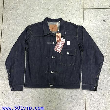 New ลีวาย ย้อนยุครุ่นปี 1936 One pocket BIG E 506 xx ปี 2012 ไซส 40 หรือ M