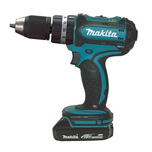 สว่านBHP452SHE 18V Cordless Hammer Driver Drill