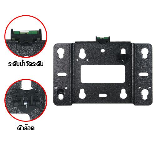 ขาแขวน ทีวี ติดผนัง LCD รับได้ 23นิ้ว-32.9นิ้ว ได้ทุกยี่ห้อ รุ่น010-21