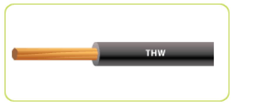 สายไฟ THW 16 mm  สีดำ TVC  100เมตร Call 086-9000-942