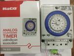 ทามเมอร์  นาฬิกาตั้งเวลา ตั้งได้24ชั่วโมง ชนิดมีแบตเตอรี่สำรองไฟ ฮาโก้ HACO