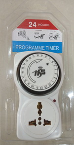 ทามเมอร์ นาฬิกาตั้งเวลา 24 ชั่วโมง มีขาแบบเสียบปลั๊กไฟบ้าน 1