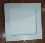 ดาวไลท์ขอบขาว เหลี่ยม LED แอลอีดี 9วัตต์  4นิ้ว STL แสงขาว รับประกัน 2ปี