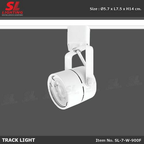โคมแทกไลท์ Tracklight SL7W-900F รุ่นพร้อมหลอดLED แสงขาว 220V.