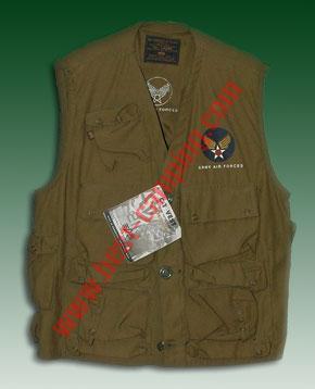 เสื้อกั๊กไฟเตอร์ จาก U.S.A.