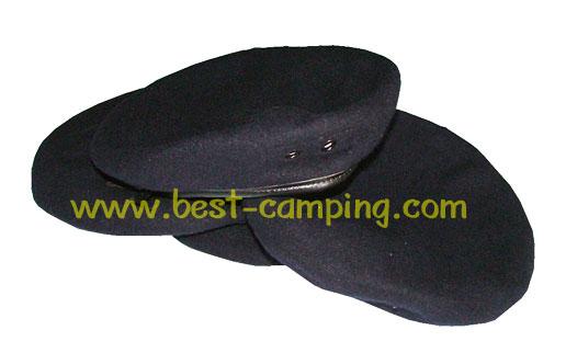 หมวกไบเรย์ สีกรมท่า Air Force beret AF Blue