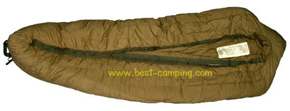 SLEEPING BAG MOUNTIN M-1949 (มือสอง)