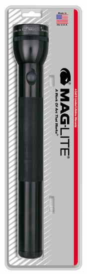 FLASHLIGHT MAGLITE 5D CELL