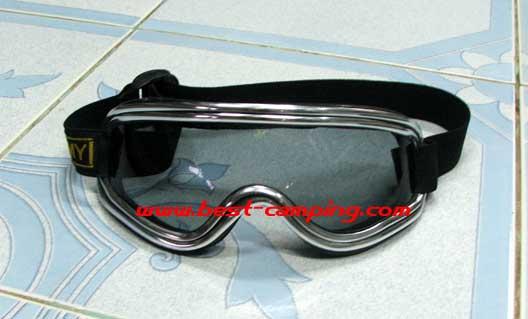 แว่นตากันฝุ่น ทรงแว่นรถถัง Glasses Motorcycles