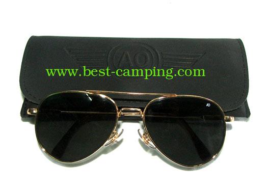 แว่นตานักบิน , แว่นตา AO ORIGINAL PILOT GOLD / (กรอบทอง)