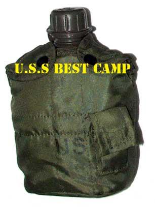 กระติกน้ำทหารสีเขียว,กระติกน้ำเดินป่า ทหาร อส. รด. ทหารพราน
