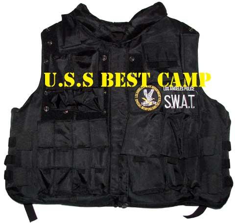 เสื้อ VEST BB หน่วย SWAT