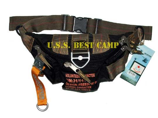 กระเป๋าคาดเอว VOLUNTEER VA-1001-11-B