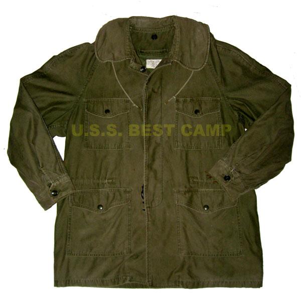เสื้อแจ็คเก็ตคอบัวทหารอเมริกา(มือ 2)
