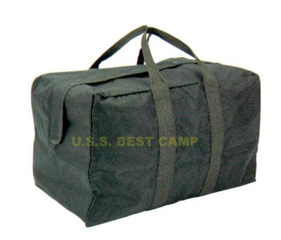 กระเป๋าร่มสีเขียว
