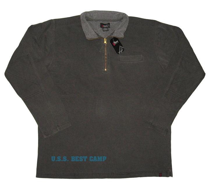 เสื้อฟรีส Alpine - Gray