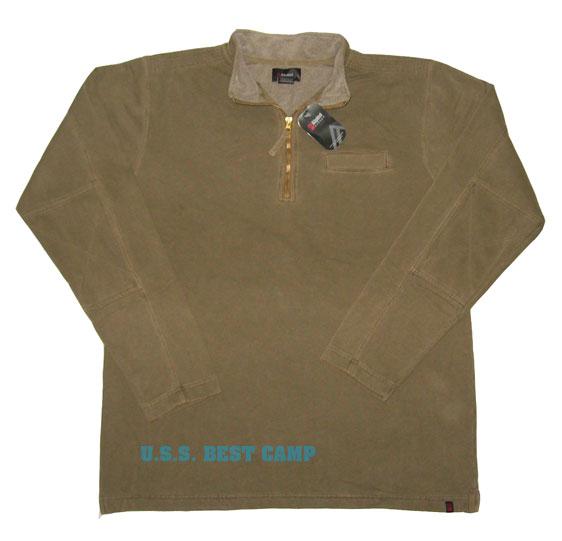 เสื้อฟรีส Alpine - Brown