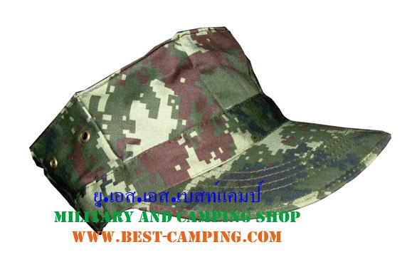 หมวกแปดเหลื่ยม DG-ARMYTHAI