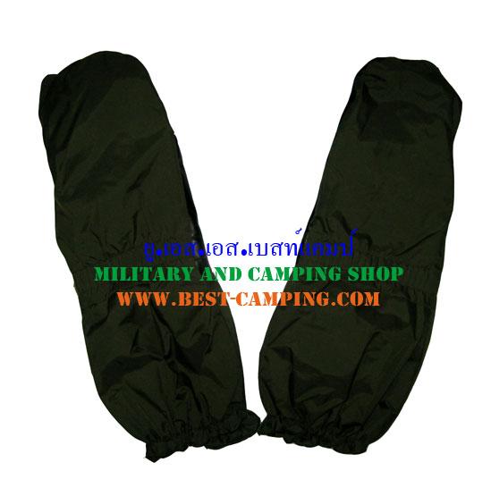 ถุงมือ Sniper - Green (สินค้ามือสอง)