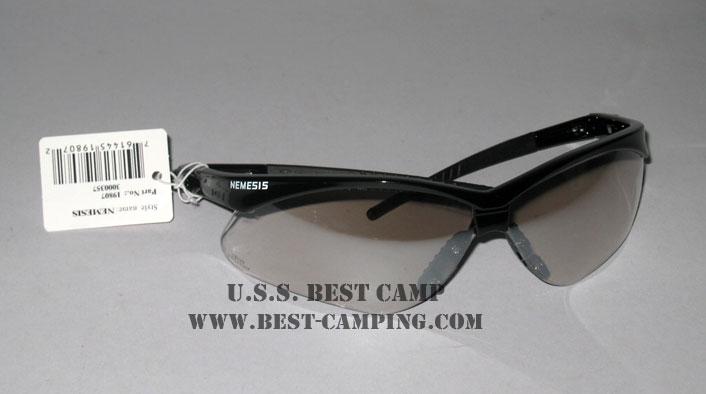 แว่นตาเซฟตี้ , แว่นตากันสะเก็ด , แว่นตา NEMESIS-19807 Auto Lens