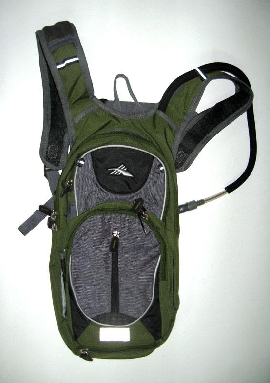 HIGH SIERRA AIR FLOW WATER BAG 2.0