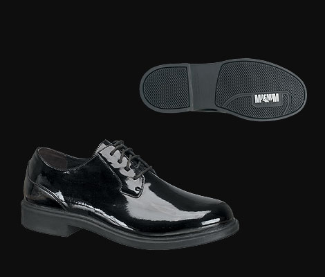 รองเท้าแมคนั่ม,รองเท้าคัทชูทหาร,รองเท้าหนัง,รองเท้าชุดยูนิฟอม,MAGNUM DUTY LITE GLOSS II