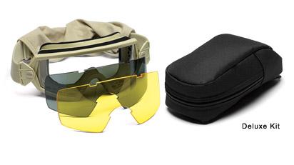 SMITH OPTICS OTW GOGGLE TAN (Combat Eye Protection)
